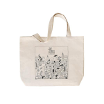 New Yorker Tote Bag